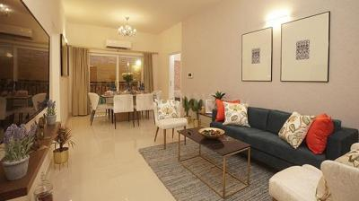Gallery Cover Image of 1396 Sq.ft 3 BHK Apartment for buy in Casagrand Athens, Mogappair for 6500000