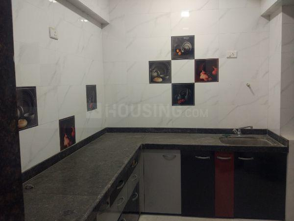 Kitchen Image of 1100 Sq.ft 2 BHK Independent House for rent in Thane West for 31000