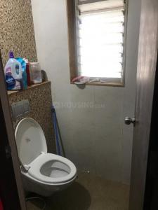 Bathroom Image of 1bhk Semi Furnished For Girl in Palava Phase 1 Usarghar Gaon