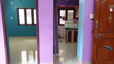 Gallery Cover Image of 840 Sq.ft 2 BHK Apartment for rent in Queens Lakshmi, Iyyappanthangal for 12000
