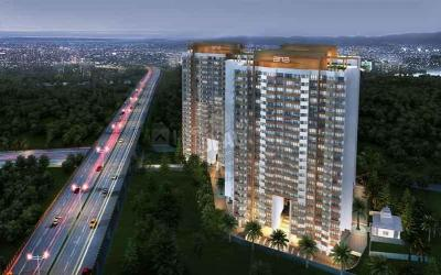 Gallery Cover Image of 890 Sq.ft 2 BHK Apartment for rent in ANA Avant Garde Phase 1, Mira Road East for 20000