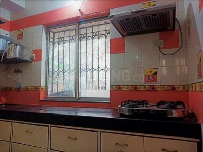 Kitchen Image of Omkar Chs Flat No 01 Vashi in Vashi
