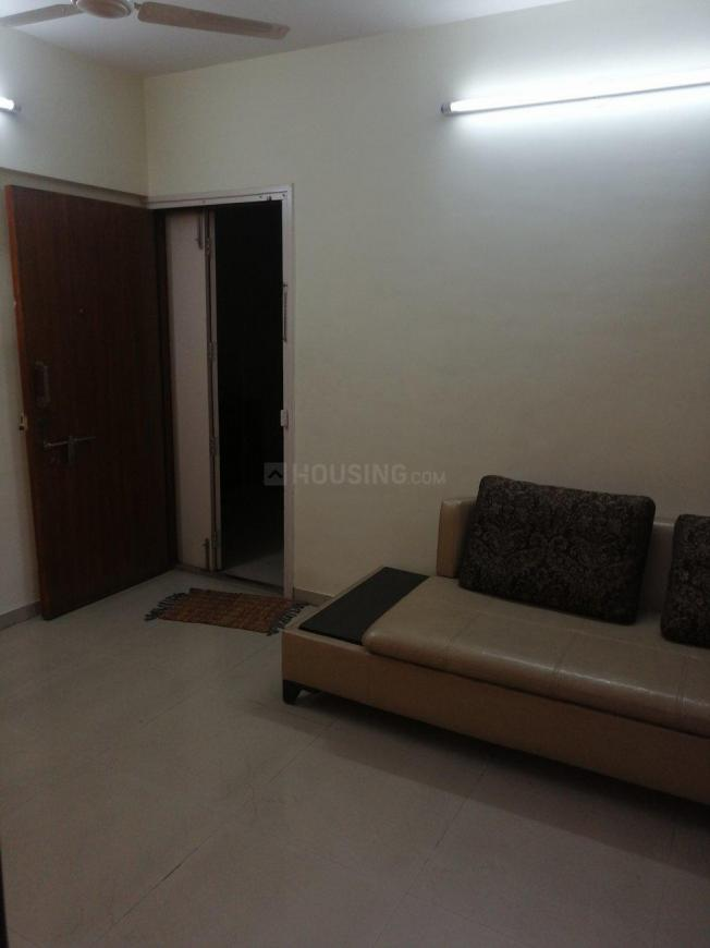 Living Room Image of 460 Sq.ft 1 BHK Apartment for rent in Santacruz East for 40000