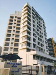 Gallery Cover Image of 950 Sq.ft 2 BHK Apartment for rent in Goldstar Decent Homes, Mira Road East for 18000