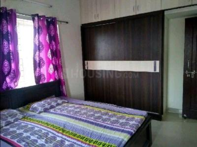 Gallery Cover Image of 1400 Sq.ft 3 BHK Apartment for rent in Bandlaguda Jagir for 18500