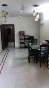 Gallery Cover Image of 1200 Sq.ft 3 BHK Apartment for rent in Khar West for 135000
