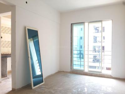 Gallery Cover Image of 400 Sq.ft 1 RK Apartment for rent in Karanjade for 4000