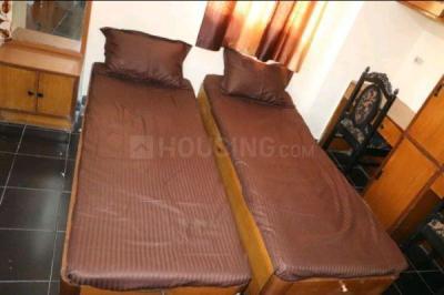 Bedroom Image of Hitanshi PG in Borivali East