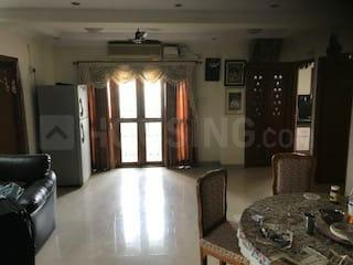 Gallery Cover Image of 1760 Sq.ft 4 BHK Apartment for rent in Royal Pavilion Apartment, Punjagutta for 44000