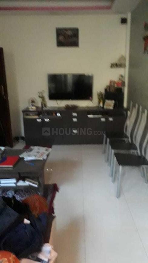 Living Room Image of 1050 Sq.ft 2 BHK Apartment for rent in Kopar Khairane for 20000