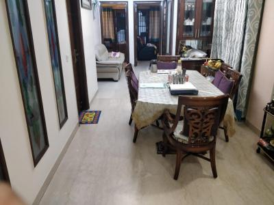Gallery Cover Image of 2000 Sq.ft 4 BHK Independent Floor for rent in Saket RWA, Saket for 70000