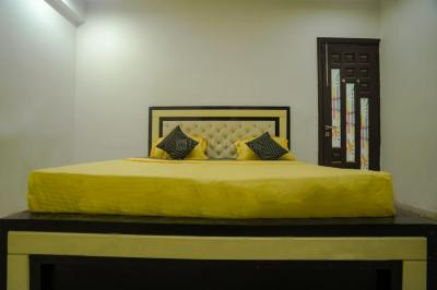 Bedroom Image of 10m Walk From Palam Metro | Dwarka | Del2534 in Mahavir Enclave
