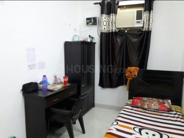 Bedroom Image of Dk Residency PG in Palam