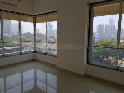 Gallery Cover Image of 1285 Sq.ft 3 BHK Apartment for rent in Parel for 120000