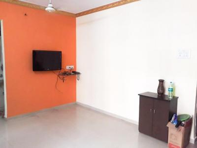 Gallery Cover Image of 640 Sq.ft 1 BHK Apartment for rent in Kamothe for 14500