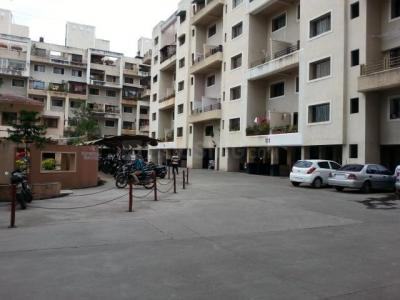 Gallery Cover Image of 700 Sq.ft 1 BHK Apartment for rent in Ghorpadi for 16500