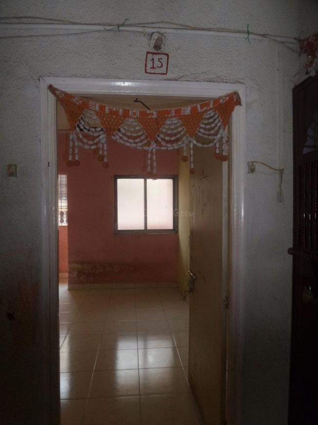 Main Entrance Image of 600 Sq.ft 1 BHK Apartment for rent in Seawoods for 14650