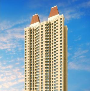 Gallery Cover Image of 1050 Sq.ft 2 BHK Apartment for buy in Marathon Nextown Sapphire, Padle Gaon for 6200000