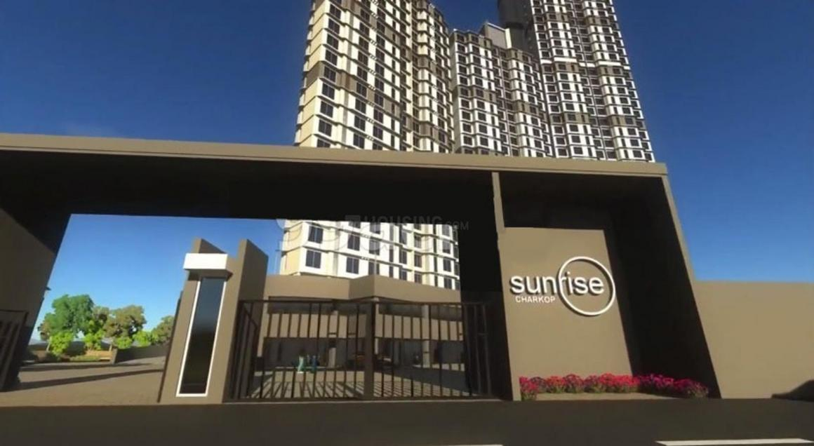 Building Image of 775 Sq.ft 2 BHK Apartment for buy in Kandivali West for 14500000