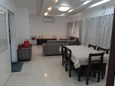 Gallery Cover Image of 2075 Sq.ft 3 BHK Apartment for rent in Bopal for 45000