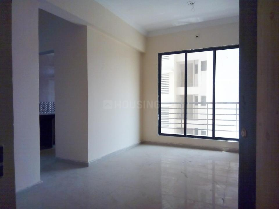 Living Room Image of 625 Sq.ft 1 BHK Apartment for rent in Kamothe for 9500