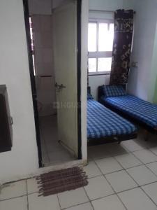 Bedroom Image of Tulja PG Room in Ghatlodiya
