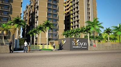 Gallery Cover Image of 1404 Sq.ft 2 BHK Apartment for buy in Memnagar for 7000000