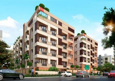 Gallery Cover Image of 1074 Sq.ft 2 BHK Apartment for buy in Nova Meridian, Ambattur Industrial Estate for 7087326