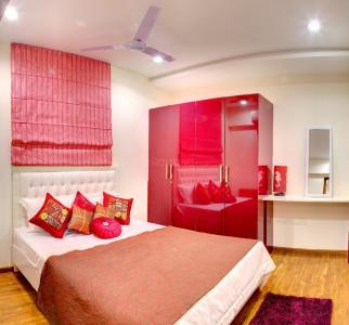 Gallery Cover Image of 3450 Sq.ft 4 BHK Apartment for rent in Phoenix Golf Edge, Gachibowli for 95000