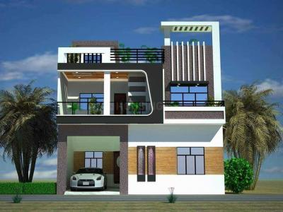 Gallery Cover Image of 900 Sq.ft 3 BHK Independent House for buy in Semmancheri for 3350000