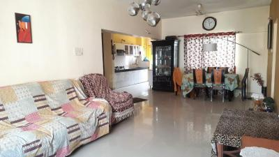 Gallery Cover Image of 1450 Sq.ft 3 BHK Apartment for buy in Kumar Princetown Royal, Mohammed Wadi for 8500000