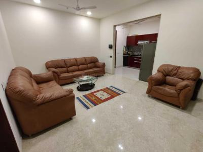 Gallery Cover Image of 800 Sq.ft 1 BHK Apartment for rent in Ajmera Aeon, Wadala East for 45000