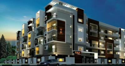 Gallery Cover Image of 1121 Sq.ft 2 BHK Apartment for buy in Sri Balaji Emerald, HBR Layout for 5295000