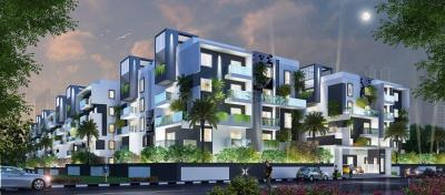 Gallery Cover Image of 1411 Sq.ft 3 BHK Apartment for buy in Trendsquares Ortus, Amrutahalli for 8800000