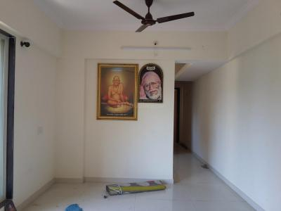 Gallery Cover Image of 650 Sq.ft 1 BHK Apartment for rent in Cosmos Orchid, Kasarvadavali, Thane West for 13000