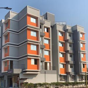 Gallery Cover Image of 740 Sq.ft 2 BHK Apartment for buy in Vidhata Naina Apartments, Boisar for 2331000