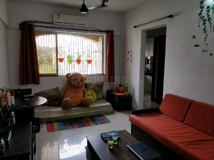 Living Room Image of 558 Sq.ft 1 BHK Apartment for rent in Wadala for 35000