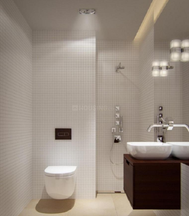 Common Bathroom Image of 1125 Sq.ft 2 BHK Apartment for buy in Dadar East for 32500000