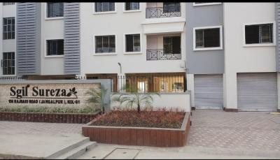 Gallery Cover Image of 1096 Sq.ft 3 BHK Apartment for buy in Birati for 4540000
