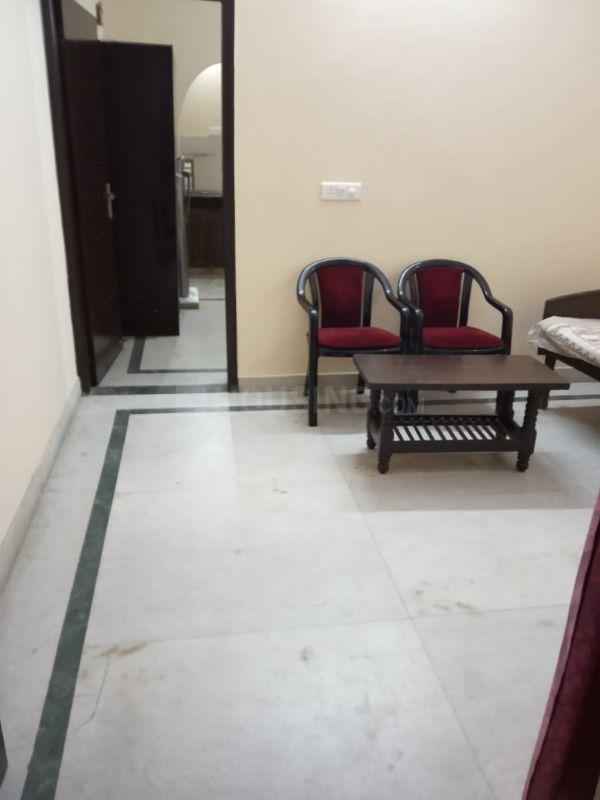 Living Room Image of 540 Sq.ft 1 BHK Apartment for rent in Sector 49 for 16000