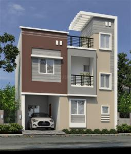 Gallery Cover Image of 1100 Sq.ft 2 BHK Independent House for buy in Kolathur for 4800000