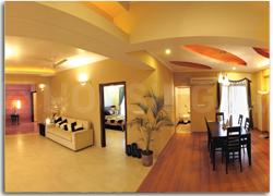Gallery Cover Image of 4850 Sq.ft 4 BHK Apartment for rent in DLF Phase 1 for 100000