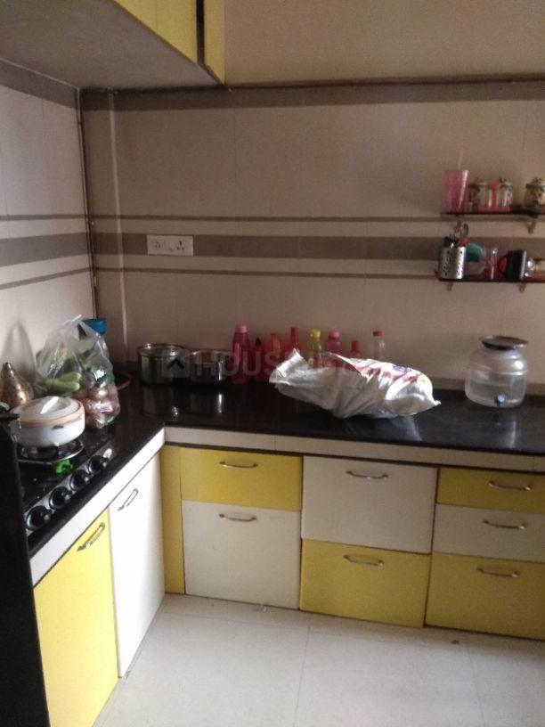 Kitchen Image of 890 Sq.ft 2 BHK Independent Floor for buy in Thane West for 8500000