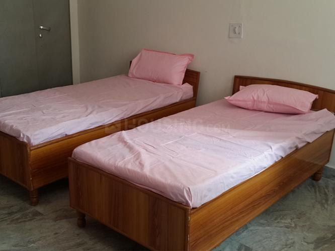 Bedroom Image of PG Accommodation In Thane Viviana Mall Ynh in Thane West