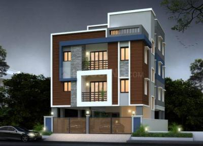 Gallery Cover Image of 757 Sq.ft 2 BHK Apartment for buy in Nanganallur for 7500000