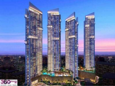Gallery Cover Image of 1293 Sq.ft 3 BHK Apartment for buy in Sheth Auris Serenity Tower 2, Malad West for 20100000