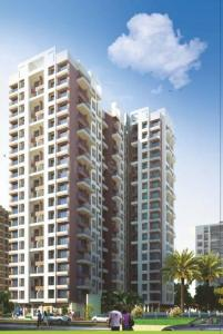 Gallery Cover Image of 812 Sq.ft 2 BHK Apartment for buy in Kalyan West for 4500000