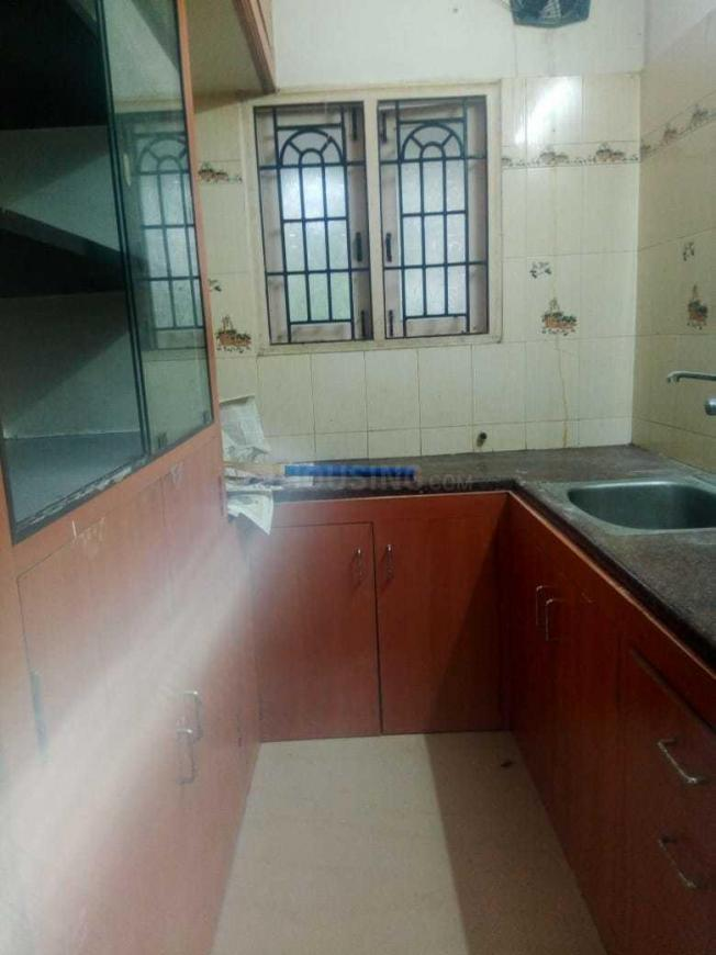 Kitchen Image of 1250 Sq.ft 3 BHK Apartment for rent in Velachery for 20000