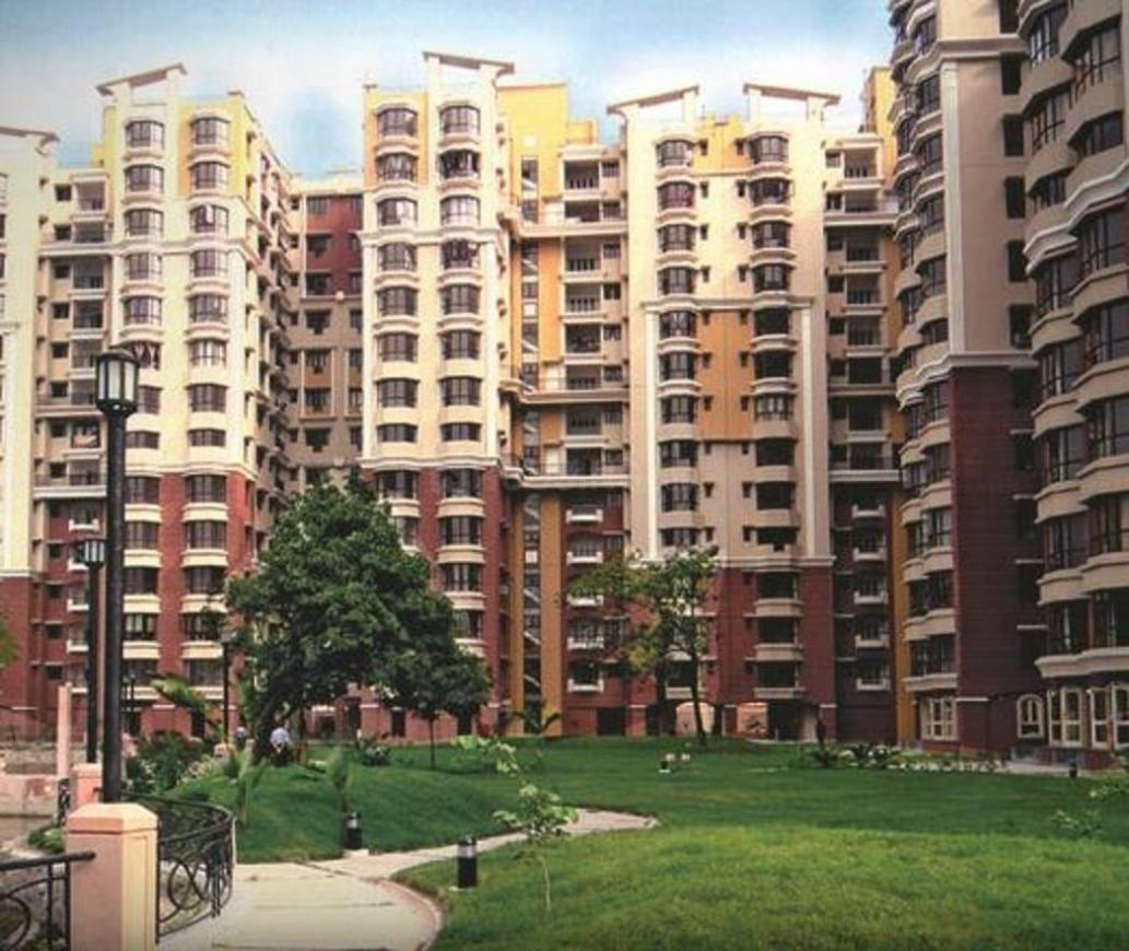 Building Image of 1165 Sq.ft 2 BHK Apartment for rent in Garia for 25000