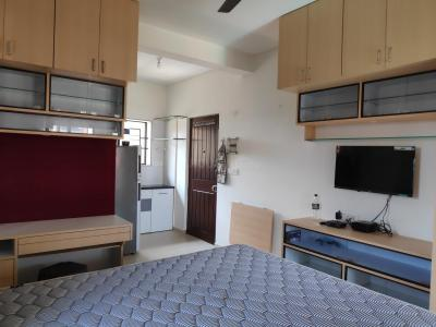 Gallery Cover Image of 324 Sq.ft 1 RK Apartment for rent in Bainguinim for 12500